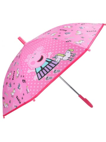 VADOBAG Kinderschirm Peppa Pig Don't Worry About Rain