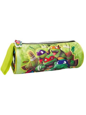 NINJA TURTLES Schlampermäppchen rund Teenage Mutant Ninja Turtles