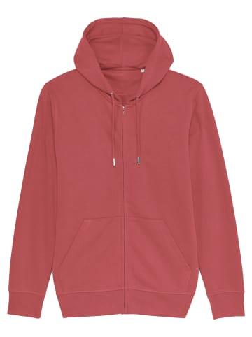 Wat? Apparel Sweatshirt Connector in Carmine Red