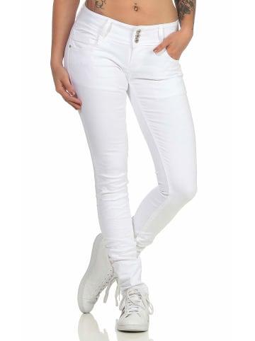 Hailys Jeans in weiß