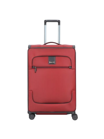 Stratic Bay M 4-Rollen Trolley 68 cm in rubyred