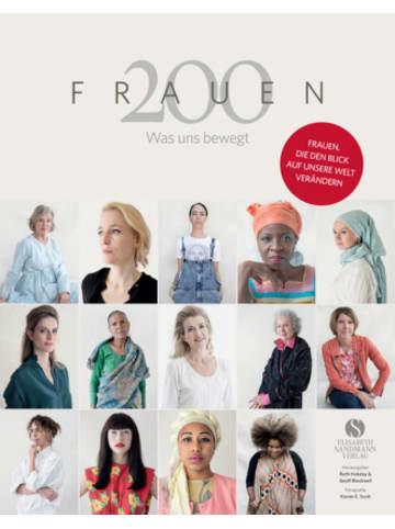 Elisabeth Sandmann Verlag 200 Frauen - Was uns bewegt