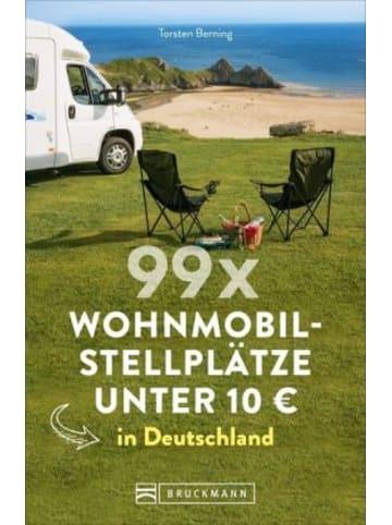 Bruckmann 99 x Wohnmobilstellplätze unter 10 EUR in Deutschland