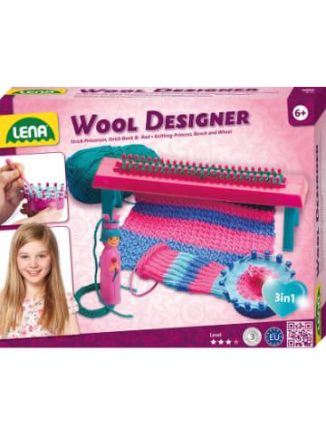 LENA Strickset Fashion Atelier Wool Designer