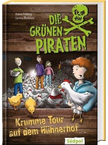 Südpol Die Grünen Piraten - Krumme Tour auf dem Hühnerhof
