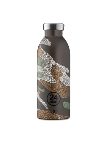 24Bottles Expedition Clima Trinkflasche 500 ml in camo zone
