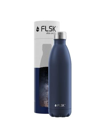 FLSK Trinkflasche in Dunkelblau