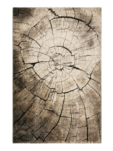 Wecon Home Teppich Wild Oak in braun