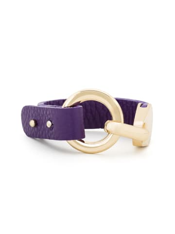 Pippa & Jean Armband Edelstahl in Gold in gelbgold