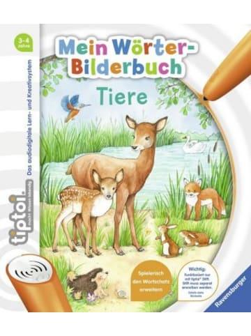 Ravensburger tiptoi® tiptoi® Mein Wörter-Bilderbuch Tiere; .