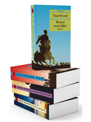 Unionsverlag Die Memed-Romane | Vier Bände