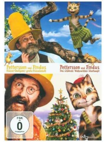 LEONINE Distribution Pettersson und Findus 1 & 2, 2 DVD