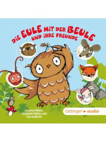 Verlagsgruppe Oetinger CD Die Eule mit der Beule und ihre Freunde - Liederalbum