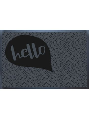 "ACHOKA® Fußmatte ""hello"" 40x60 cm"