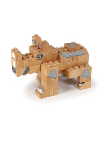 FabBrix FABBRIX - WWF Rhino Holzbausteine