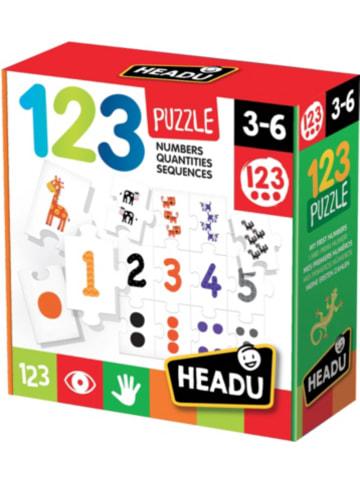 Headu 1-2-3 Puzzle