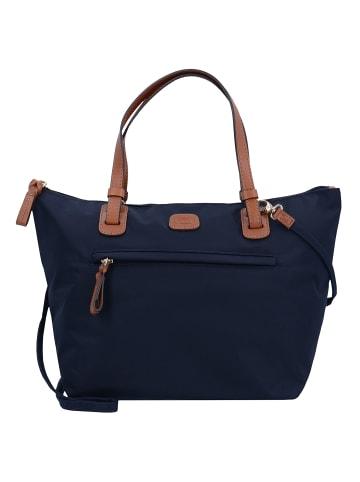 BRIC`s X-Bag Handtasche 24 cm in ozean