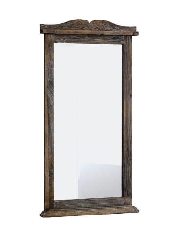 Möbel-direkt Wandspiegel Spiegel in used-look braun