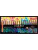 STABILO Buntstift Woody 3 in 1 Arty, 18 Farben, inkl. Spitzer & Pinsel