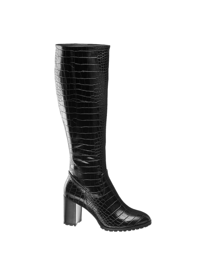 KaufenLimango Stiefel Günstig Damen Catwalk Schwarz QCtrxshd