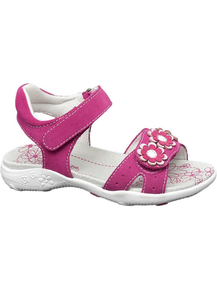 new product 9f4a7 20a8d Mädchen Sandale pink