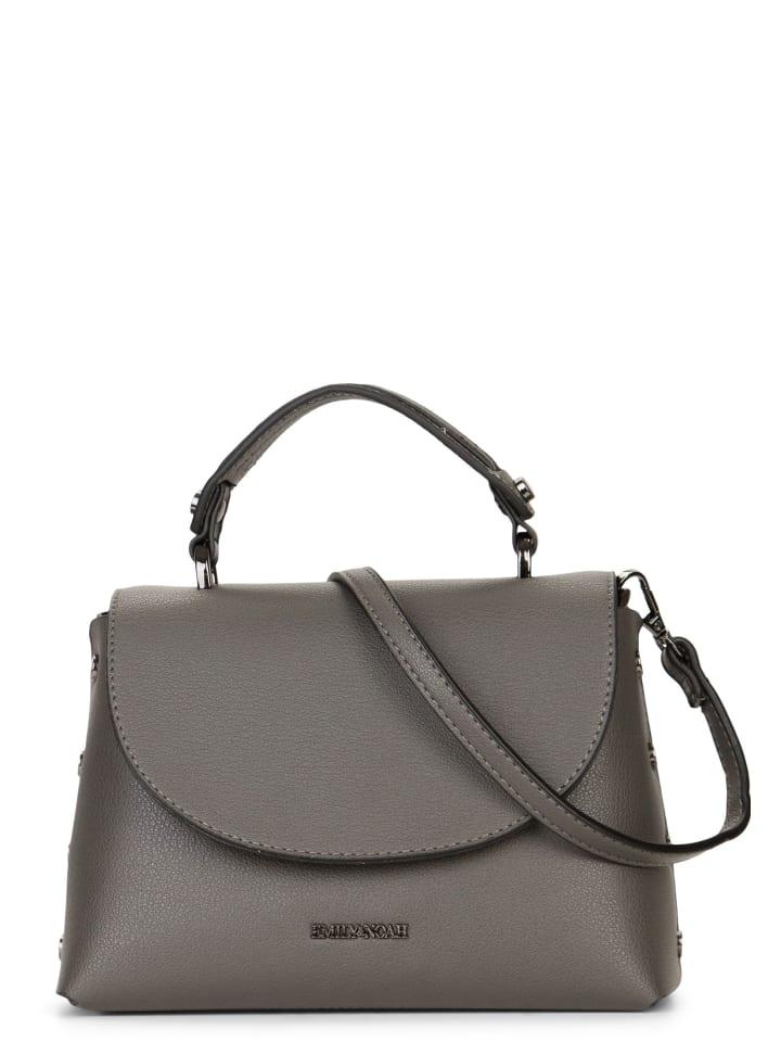 EMILY & NOAH Handtasche Sabrina in darkgrey günstig kaufen