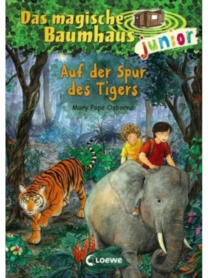 Loewe Verlag Das magische Baumhaus junior - Auf der Spur ...