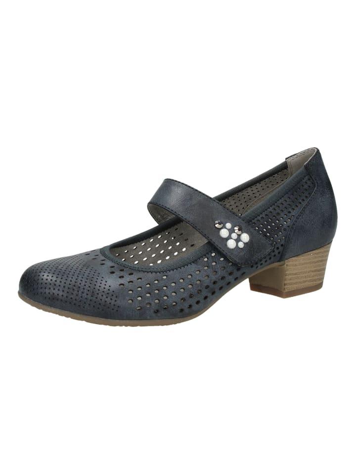 Details zu Schuhe Pumps Riemchen Gr. 38 von Bama NEU