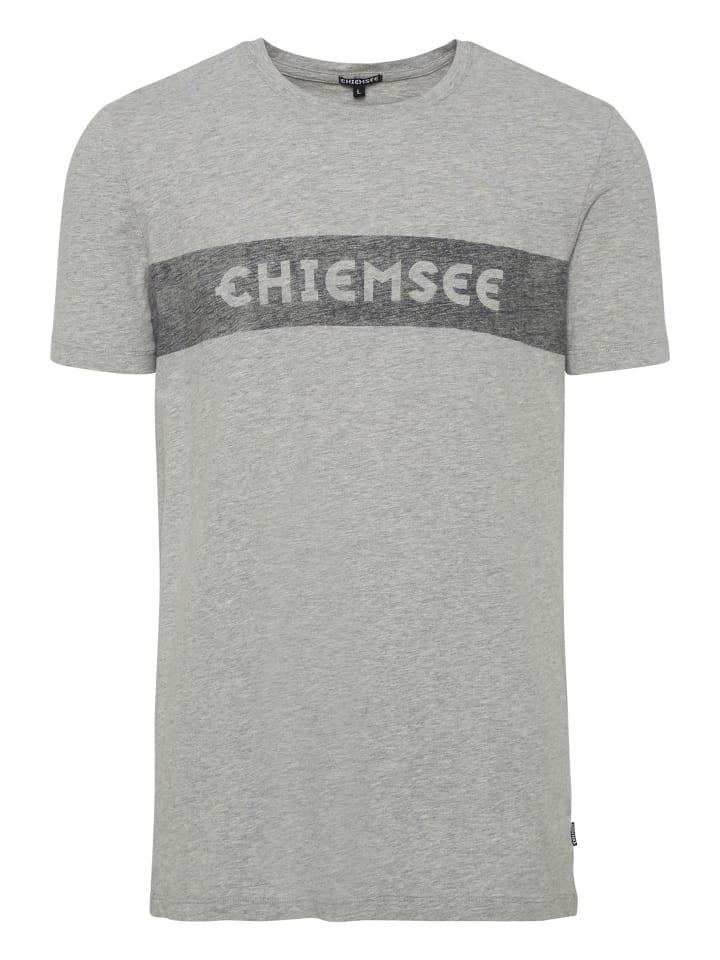 9a96fe58417099 Chiemsee T-Shirt in light grey mela   limango Marktplatz