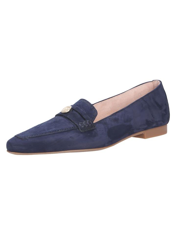 billig und hochwertig 41 38 Größe blau schwarz Slipper
