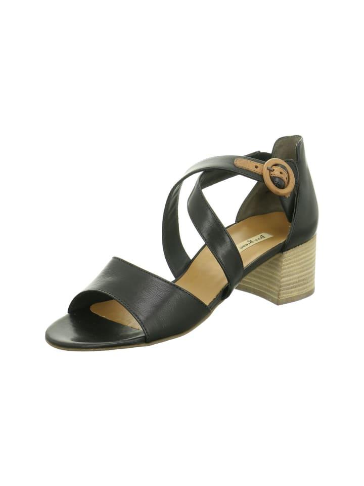 SandalenSandaletten in schwarz