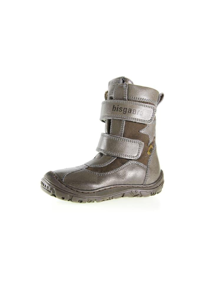 gut aus x großes Sortiment exzellente Qualität Stiefel in grau