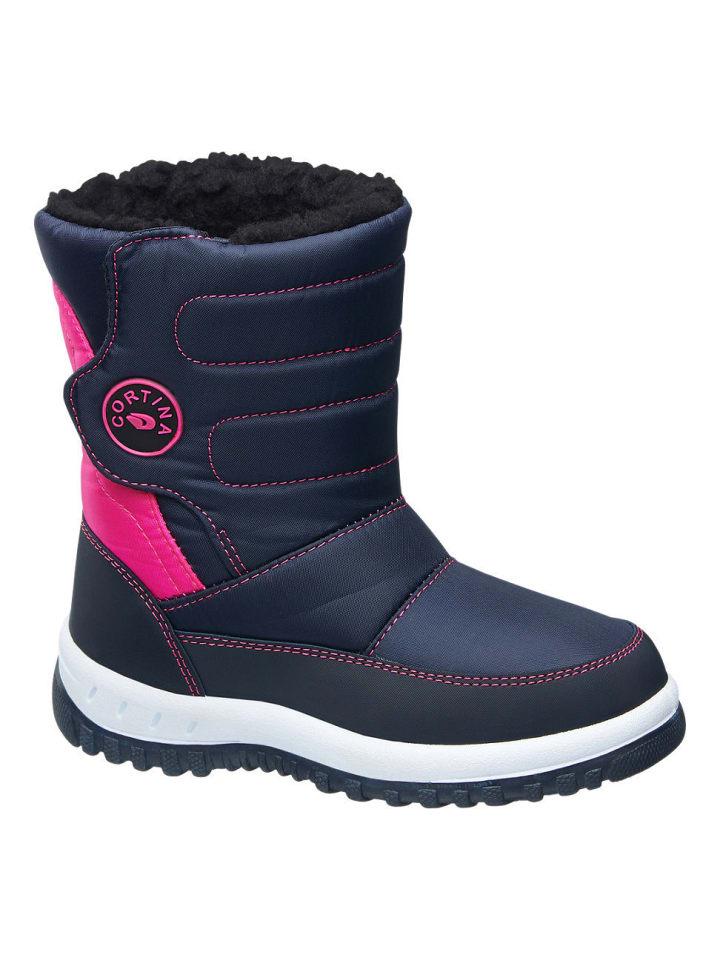 Kaufen Sie im Großhandel Mädchen Schnee Stiefel Blau 2019