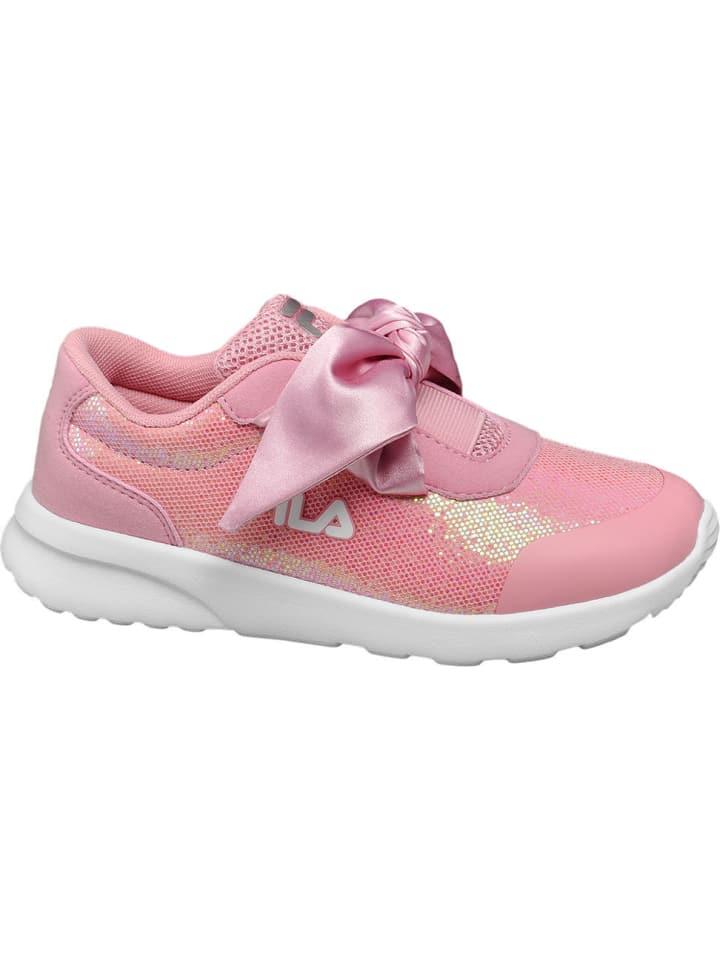 Mädchen Sneaker pink