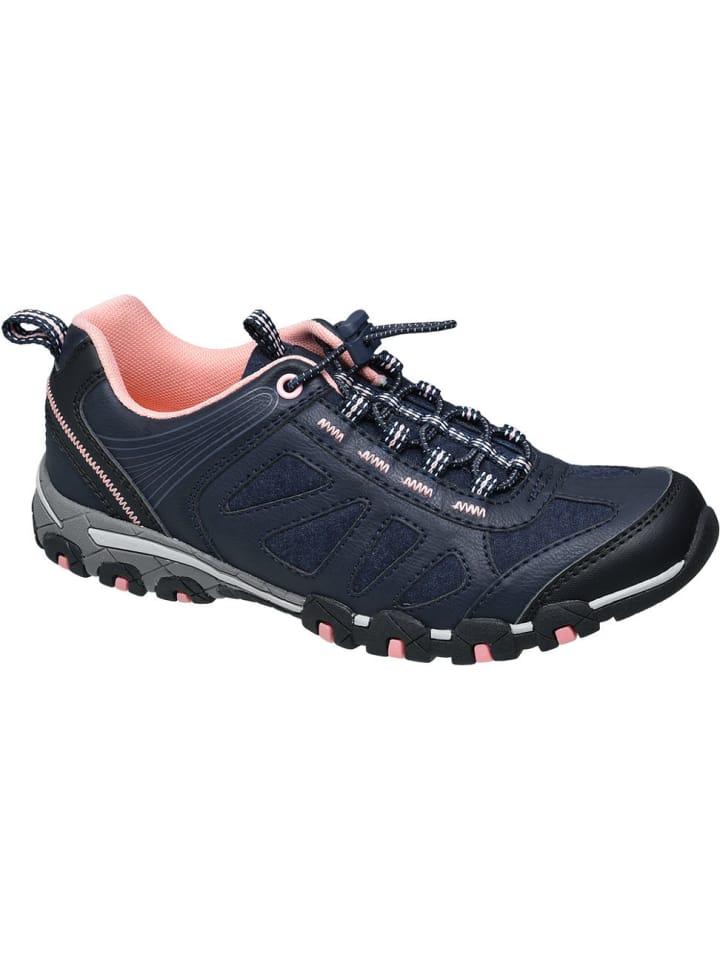Graceland Damen Trekking Schuh blau günstig kaufen | limango