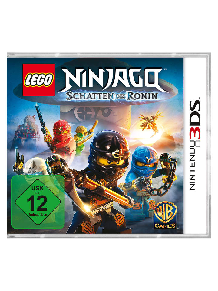 Lego 3ds Ninjago Schatten Des Ronin Limango Marktplatz