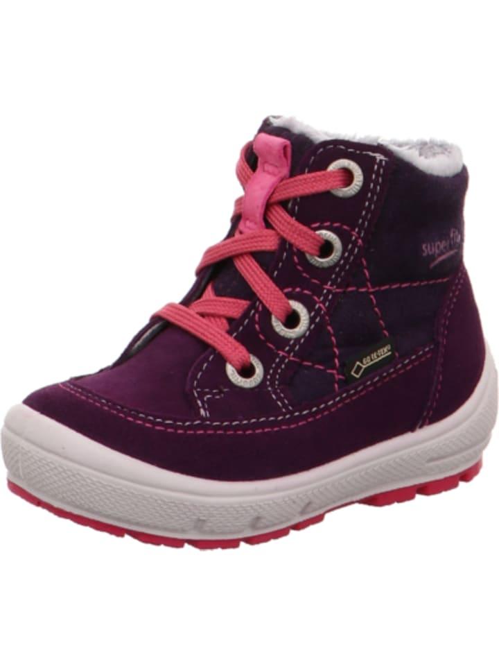 new styles 46ba6 1087e Superfit Baby Winterstiefel GROOVY , Weite M4, GORE-TEX ...