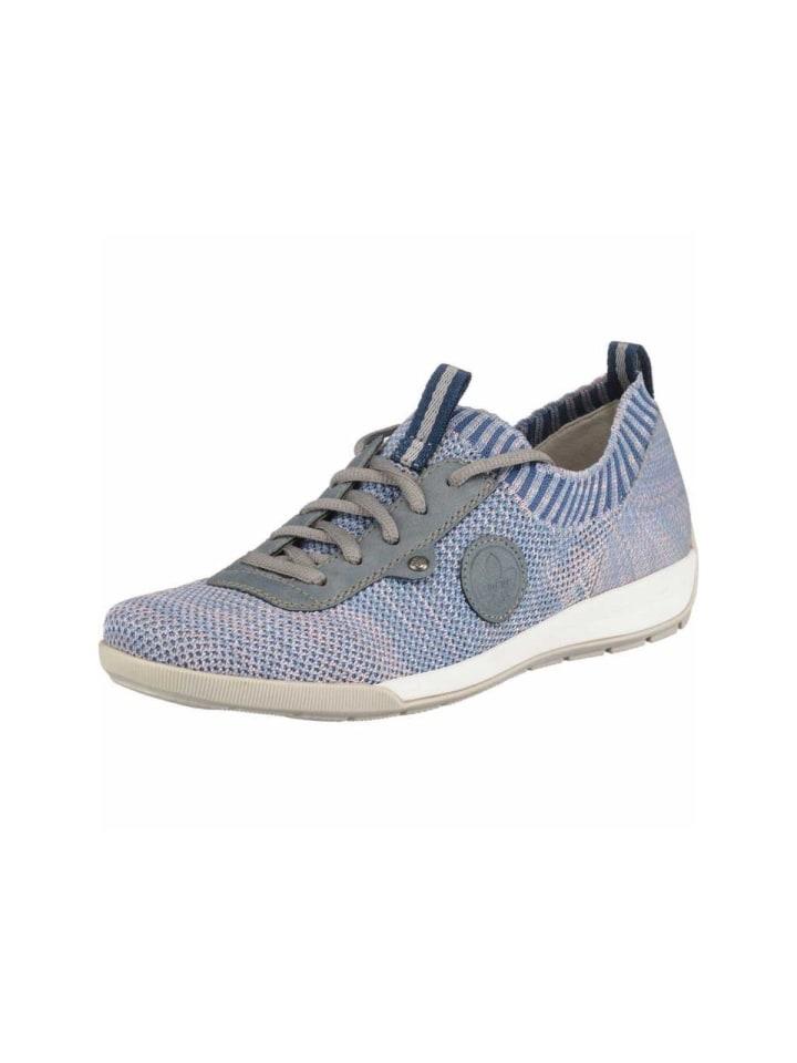 Rieker Schnürschuhe in blau günstig kaufen | limango Ab6EQ