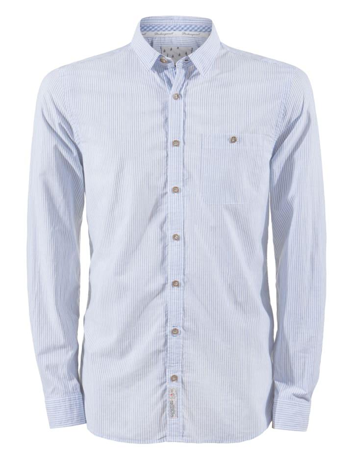 Stockerpoint Herren Trachtenhemd Hemd Ryan