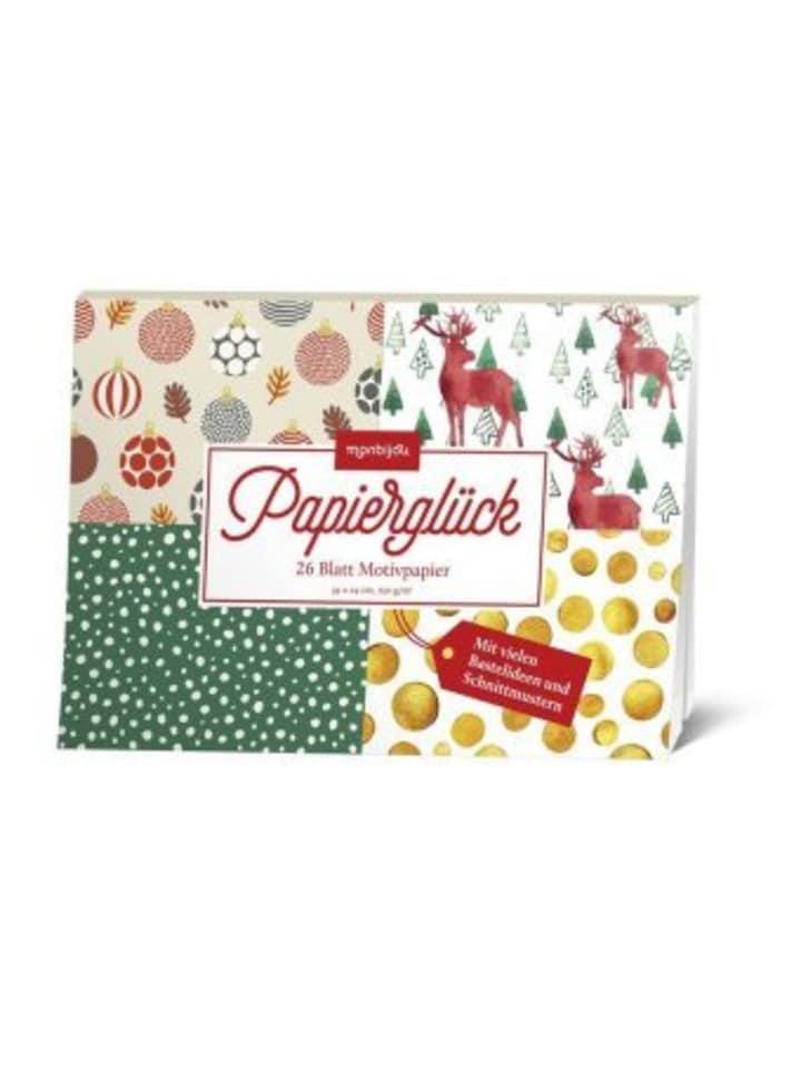 Motivpapier Weihnachten.Lingen Verlag Papierglück Design Weihnachten Klassisch 26 Blatt