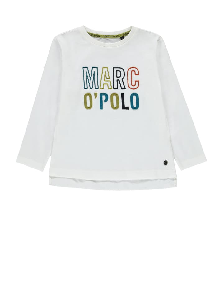 Marc O Polo Kids Baby-Jungen Langarmshirt