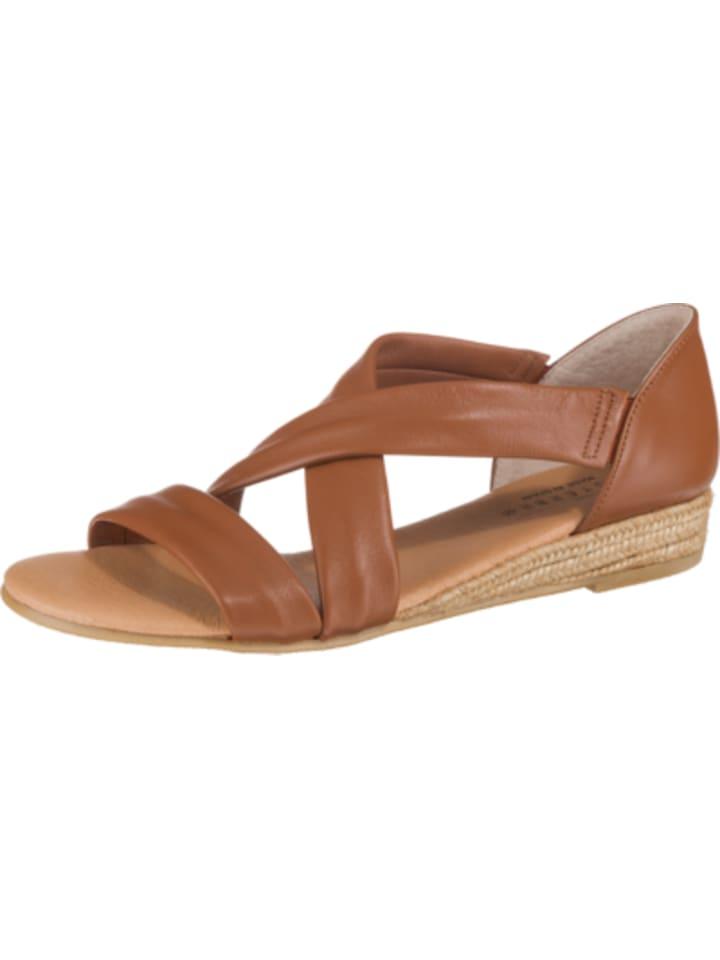 Klassische Leder Sandalen