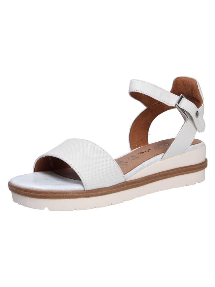 SandalenSandaletten in weiß