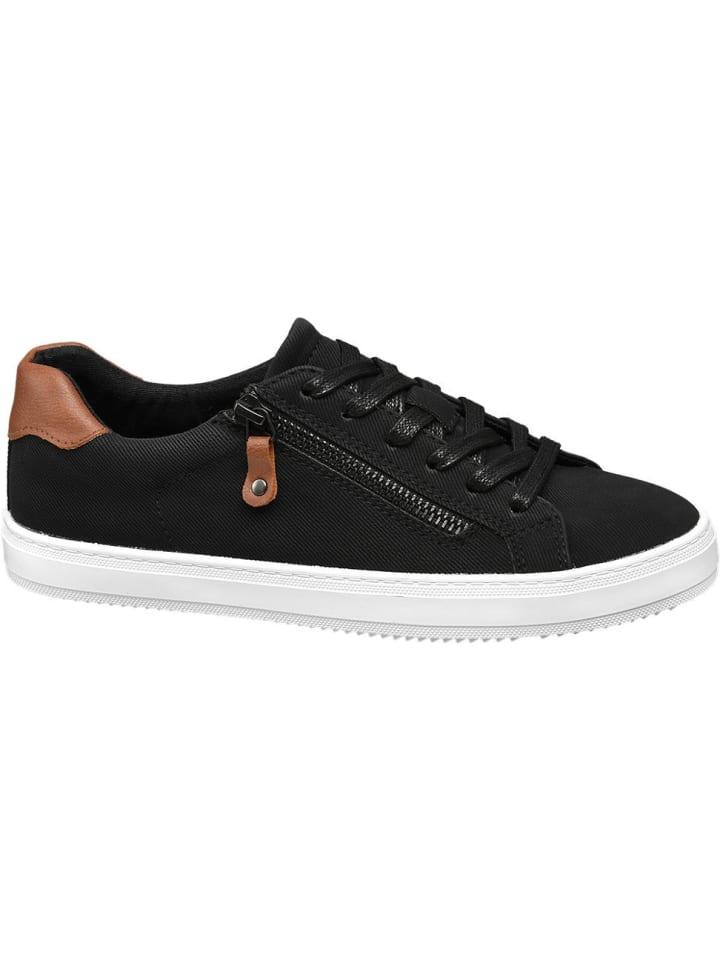 Graceland Damen Sneaker schwarz günstig kaufen | limango