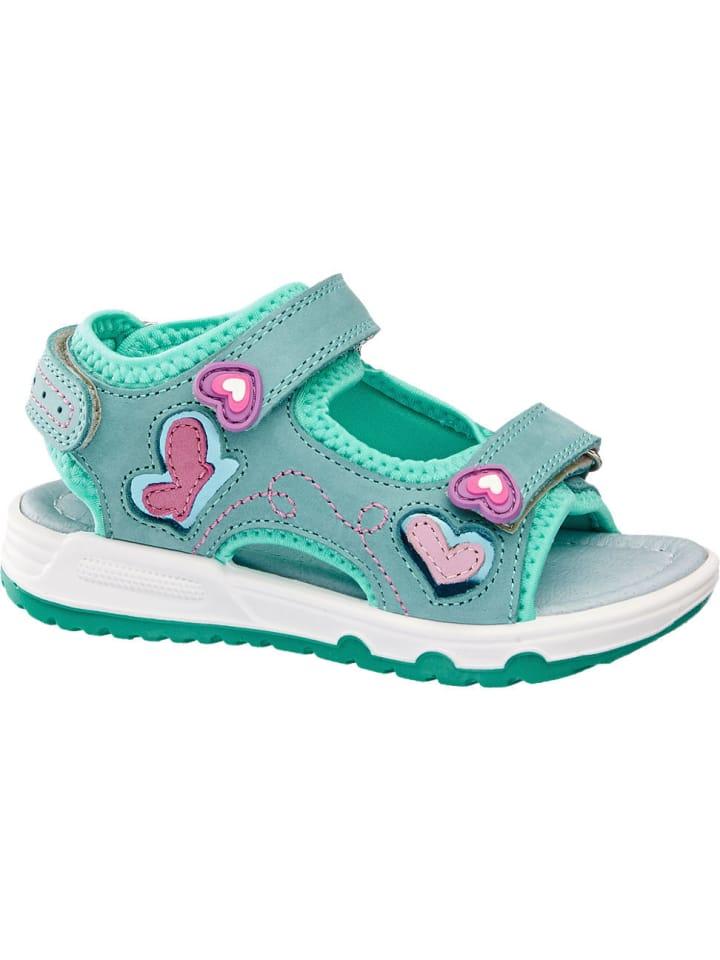 Mädchen Sandale, Weite Mittel mint