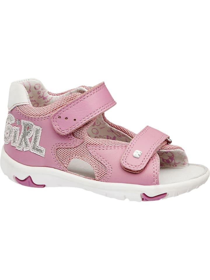 Elefanten Sandale, Weite Mittel rosa | limango Outlet