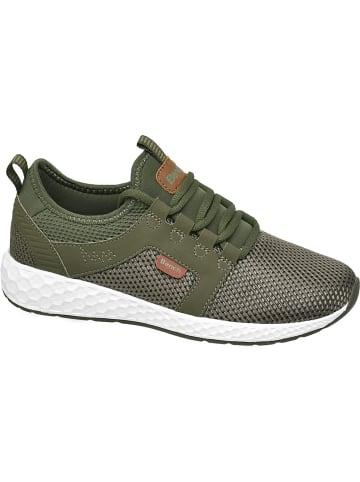 Jungen Sneakers von Bench in grau