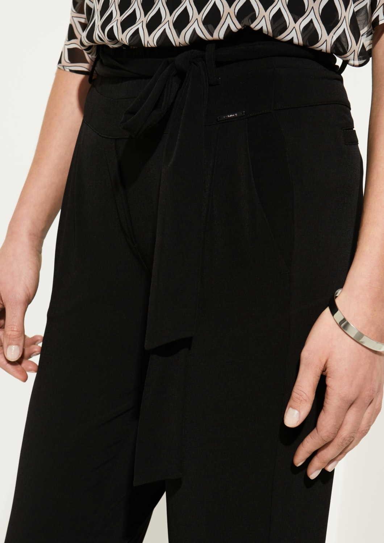 Comma Hosen & Shorts in schwarz günstig kaufen