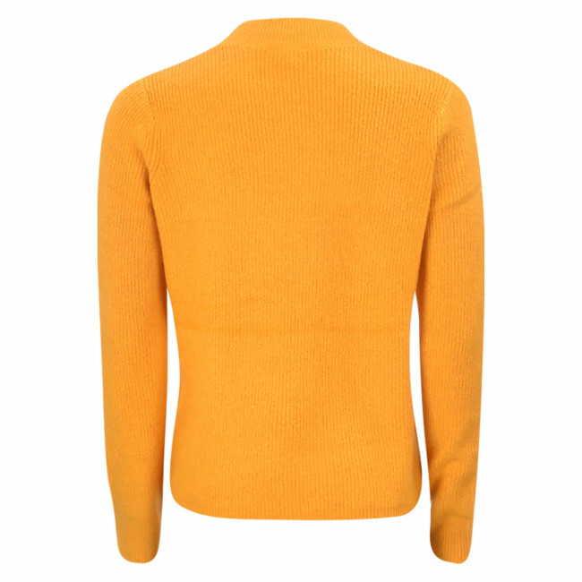 TAIFUN Pullover in gelb günstig kaufen