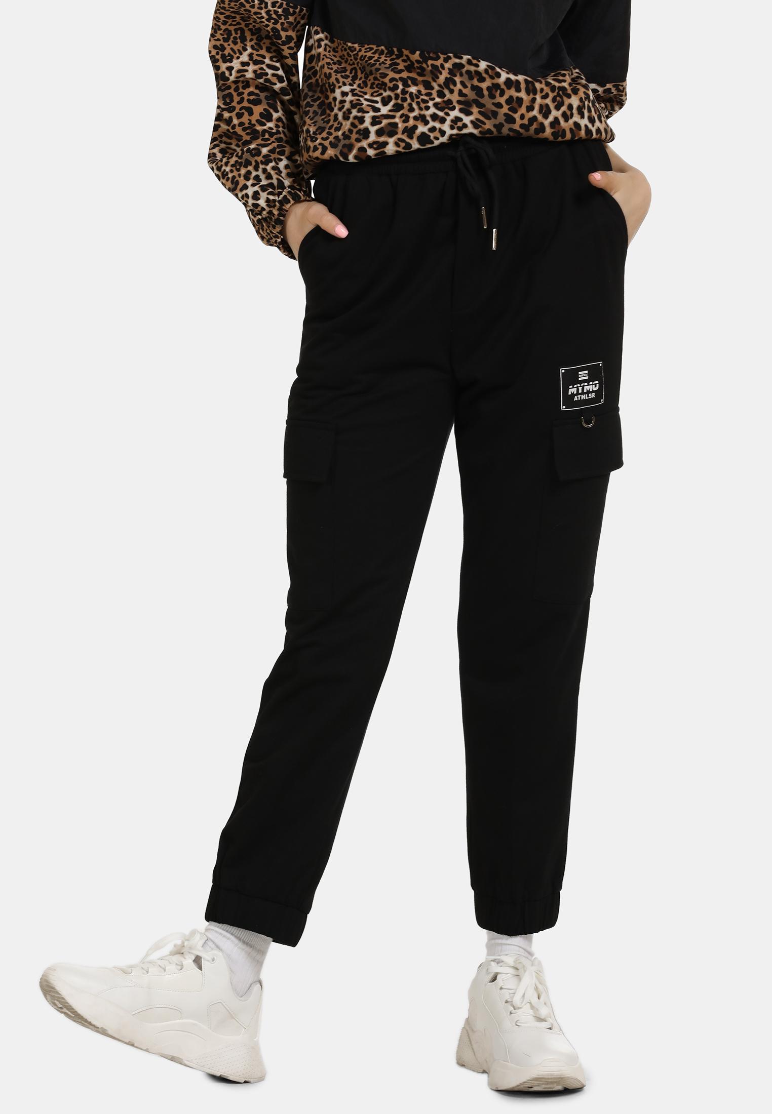 MyMO ATHLSR Jogginghose in schwarz günstig kaufen